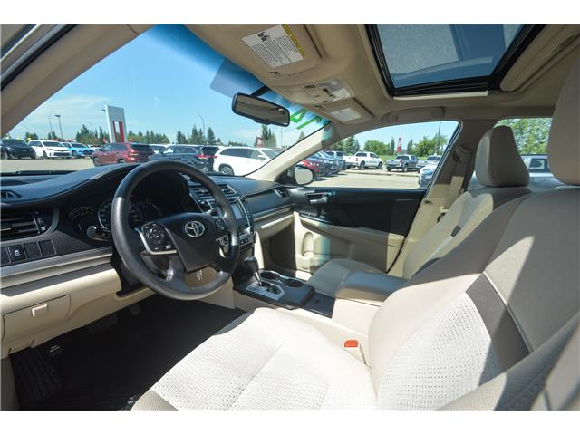 2014 Toyota Camry LE (Stk: L0079A) in Lloydminster - Image 4 of 14