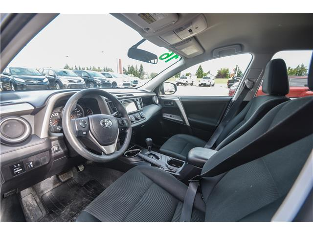 2016 Toyota RAV4 LE (Stk: L0085) in Lloydminster - Image 11 of 14