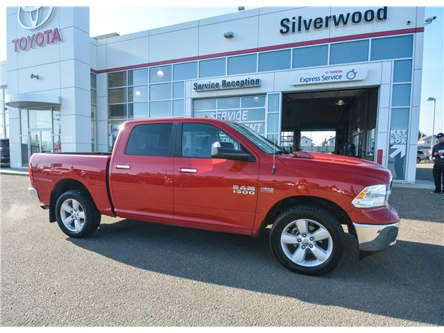 2017 RAM 1500 SLT (Stk: B0087) in Lloydminster - Image 1 of 14