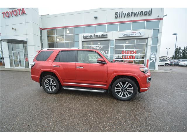 2016 Toyota 4Runner SR5 (Stk: HIK111A) in Lloydminster - Image 1 of 15