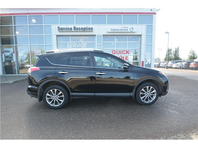 2016 Toyota RAV4 Limited (Stk: RAK130A) in Lloydminster - Image 8 of 14