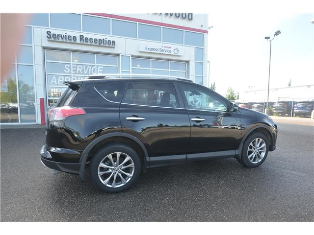 2016 Toyota RAV4 Limited (Stk: RAK130A) in Lloydminster - Image 9 of 14