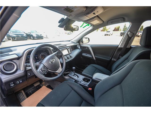2017 Toyota RAV4 LE (Stk: RAK184A) in Lloydminster - Image 5 of 14