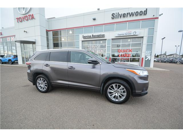 2016 Toyota Highlander XLE (Stk: L0092) in Lloydminster - Image 1 of 16