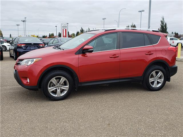 2015 Toyota RAV4 XLE (Stk: RAK193A) in Lloydminster - Image 1 of 9