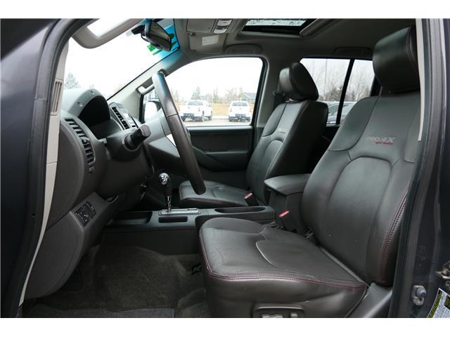 2012 Nissan Frontier PRO-4X (Stk: RAK190A) in Lloydminster - Image 2 of 17