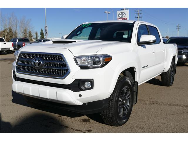 2017 Toyota Tacoma SR5 (Stk: L0093) in Lloydminster - Image 1 of 15