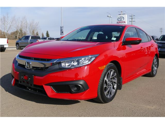2018 Honda Civic EX (Stk: CRK166B) in Lloydminster - Image 1 of 14
