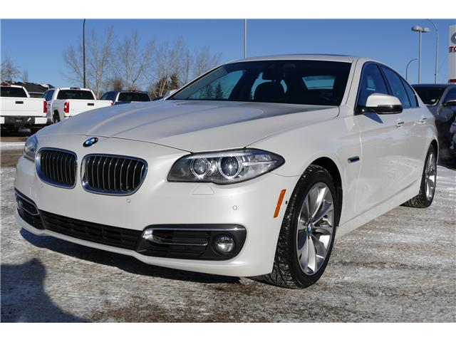 2015 BMW 528i xDrive (Stk: B0107) in Lloydminster - Image 1 of 18