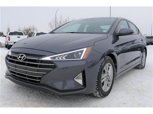 2019 Hyundai Elantra Preferred (Stk: B0115) in Lloydminster - Image 1 of 15