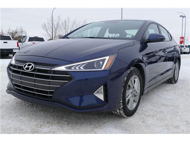 2019 Hyundai Elantra Preferred (Stk: B0116) in Lloydminster - Image 1 of 16