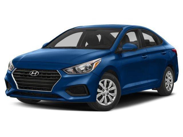 2019 Hyundai Accent Preferred (Stk: 184896) in Markham - Image 1 of 9