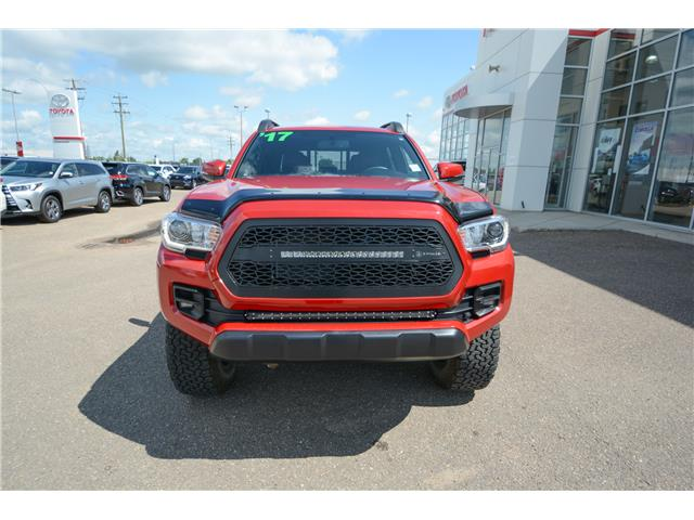 2017 Toyota Tacoma TRD Off Road (Stk: TUK160A) in Lloydminster - Image 13 of 13