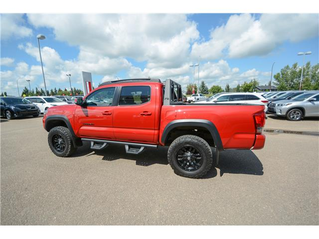 2017 Toyota Tacoma TRD Off Road (Stk: TUK160A) in Lloydminster - Image 10 of 13