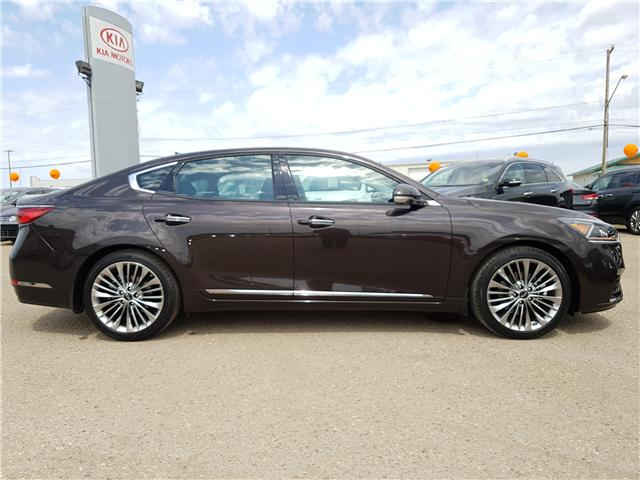 2018 Kia Cadenza Limited 360 CAMERA - AUTONOMOUS BRAKING