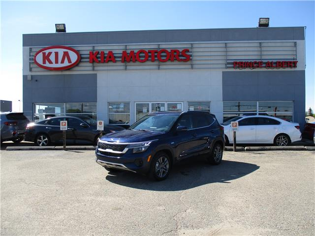 2021 Kia Seltos EX (Stk: 41003) in Prince Albert - Image 1 of 21