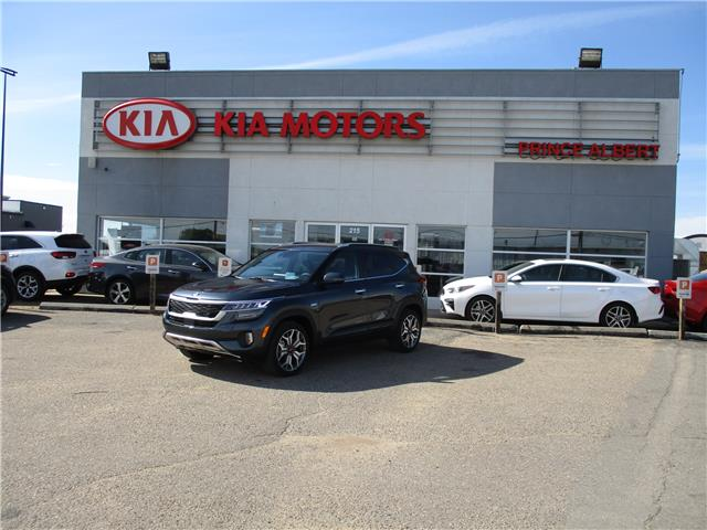 2021 Kia Seltos SX Turbo (Stk: 41004) in Prince Albert - Image 1 of 19