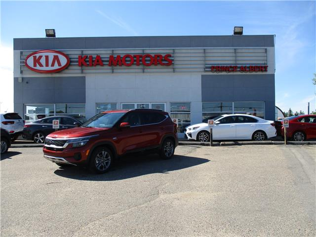 2021 Kia Seltos EX (Stk: 41005) in Prince Albert - Image 1 of 6