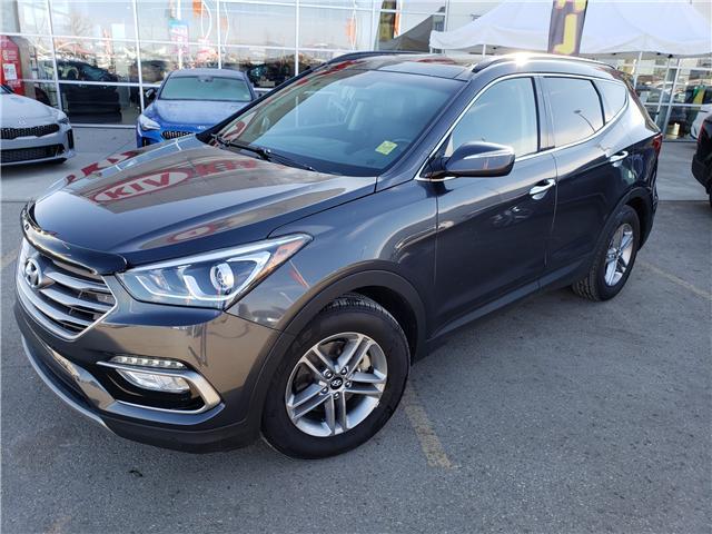 2017 Hyundai Santa Fe Sport 2.4 Luxury (Stk: P4529) in Saskatoon - Image 1 of 30