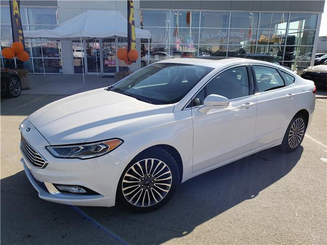 2017 Ford Fusion SE (Stk: 39285A) in Saskatoon - Image 1 of 28