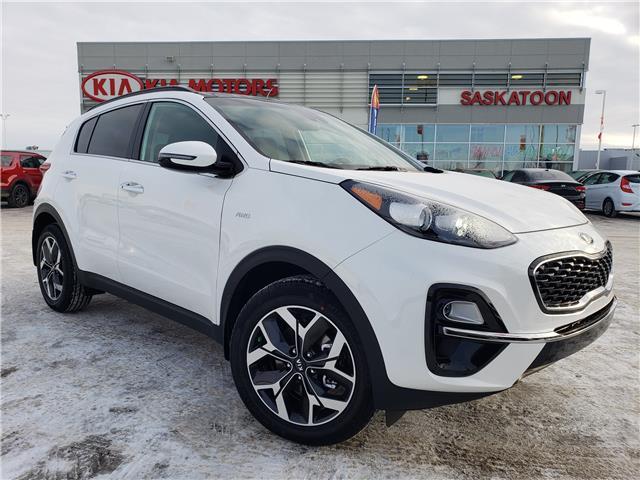 2020 Kia Sportage EX Premium (Stk: 40222) in Saskatoon - Image 1 of 30