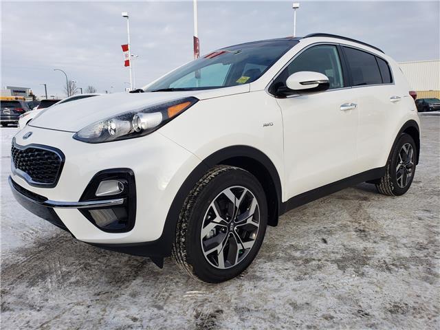 2020 Kia Sportage EX Premium (Stk: 40222) in Saskatoon - Image 2 of 30
