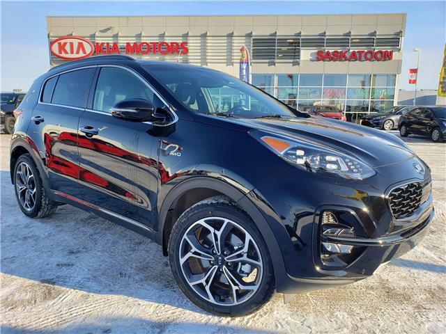 2020 Kia Sportage SX (Stk: 40083) in Saskatoon - Image 1 of 29
