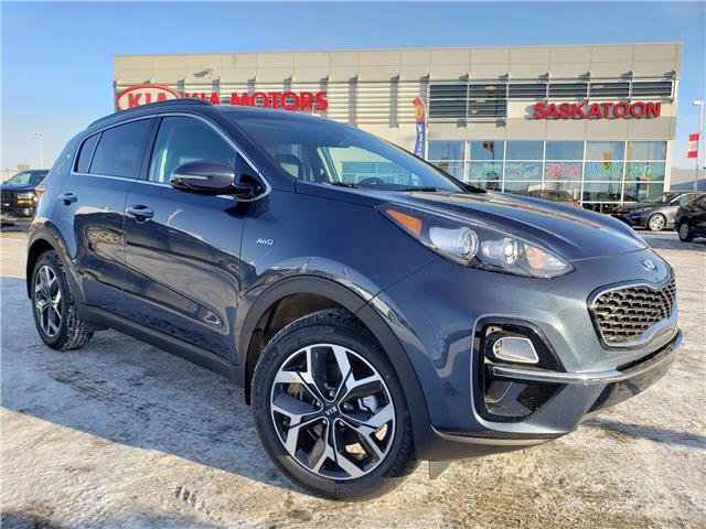 2020 Kia Sportage EX Premium (Stk: 40224) in Saskatoon - Image 1 of 30