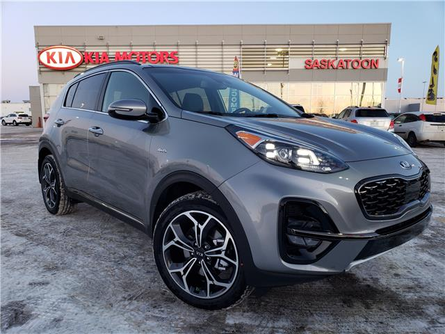 2020 Kia Sportage SX (Stk: 40095) in Saskatoon - Image 1 of 29