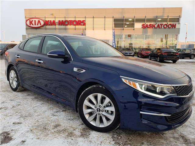 2018 Kia Optima EX Tech (Stk: PA-38446) in Saskatoon - Image 1 of 30