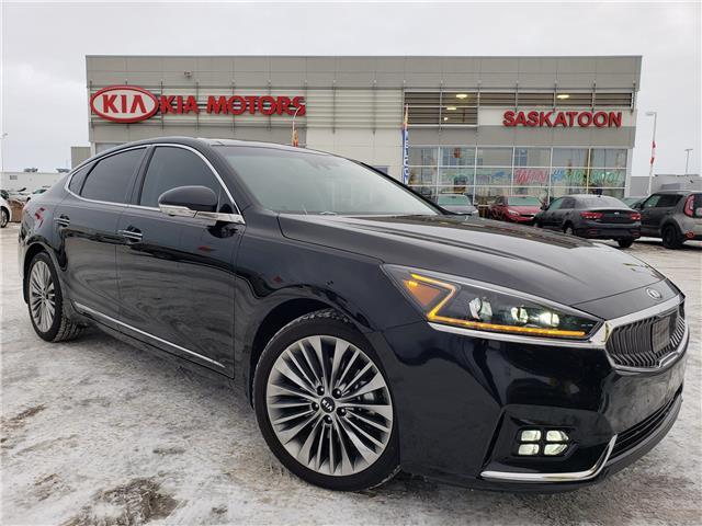 2018 Kia Cadenza Limited (Stk: PA-38449) in Saskatoon - Image 1 of 30