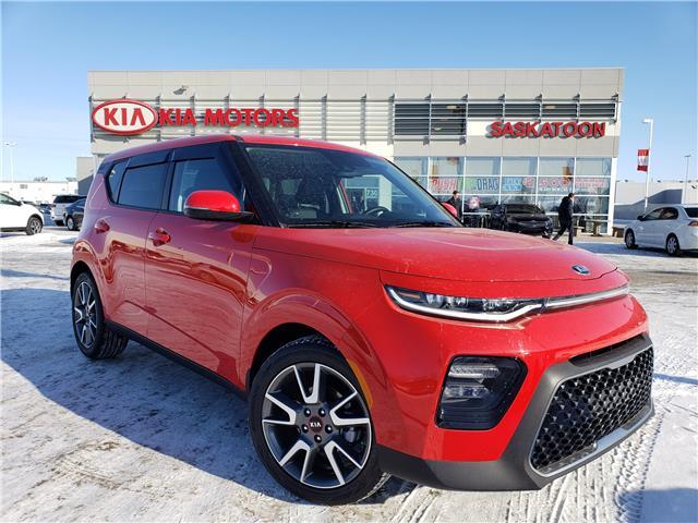 2020 Kia Soul EX Premium (Stk: 40018) in Saskatoon - Image 1 of 27