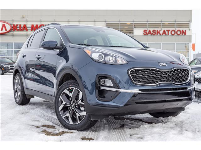 2020 Kia Sportage EX (Stk: 40297) in Saskatoon - Image 1 of 6