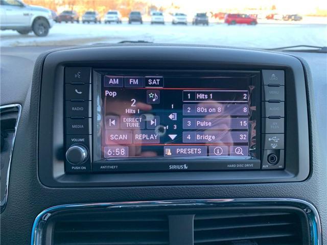 2019 Dodge Grand Caravan CVP/SXT (Stk: 32284) in Humboldt - Image 14 of 21