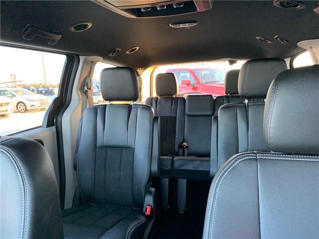 2019 Dodge Grand Caravan CVP/SXT (Stk: 32284) in Humboldt - Image 18 of 21