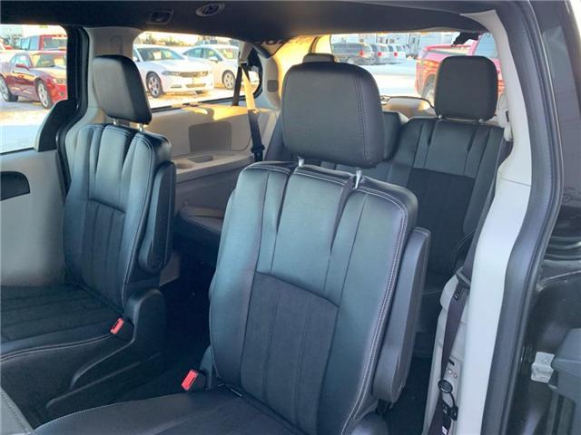 2019 Dodge Grand Caravan CVP/SXT (Stk: 32284) in Humboldt - Image 20 of 21
