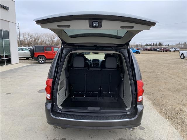 2019 Dodge Grand Caravan CVP/SXT (Stk: 32284) in Humboldt - Image 21 of 21