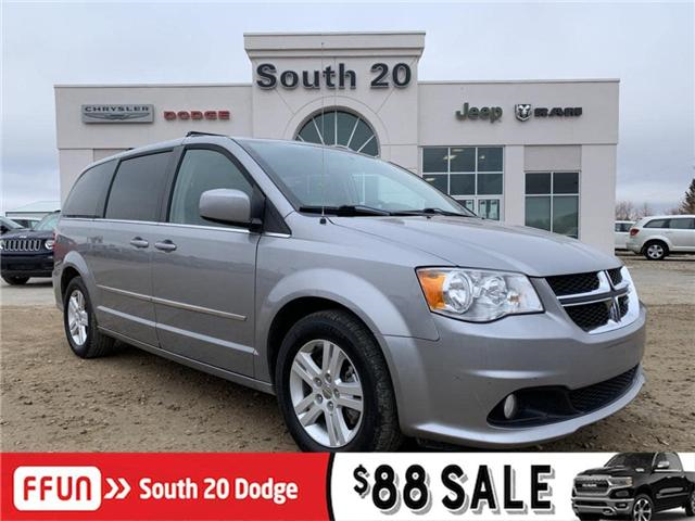 2016 Dodge Grand Caravan Crew (Stk: U32388) in Humboldt - Image 1 of 30
