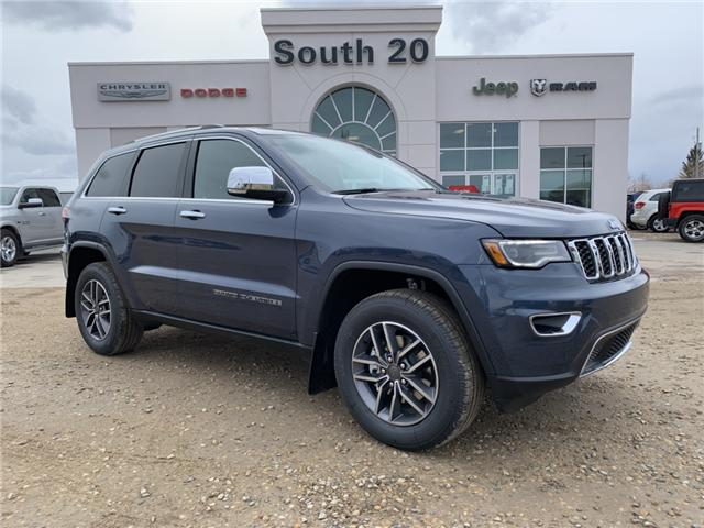 2019 Jeep Grand Cherokee Limited (Stk: 32375) in Humboldt - Image 1 of 30