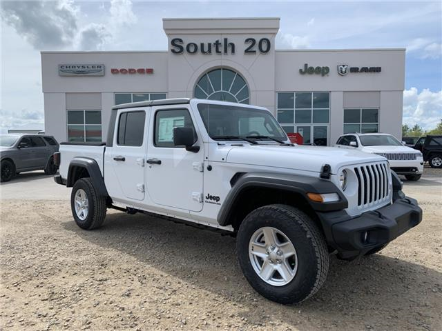 2020 Jeep Gladiator Sport S (Stk: 32474) in Humboldt - Image 1 of 26