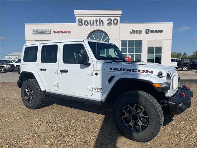 2019 Jeep Wrangler Unlimited Rubicon (Stk: 32473) in Humboldt - Image 1 of 30