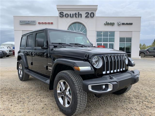 2019 Jeep Wrangler Unlimited Sahara (Stk: 32547) in Humboldt - Image 1 of 29