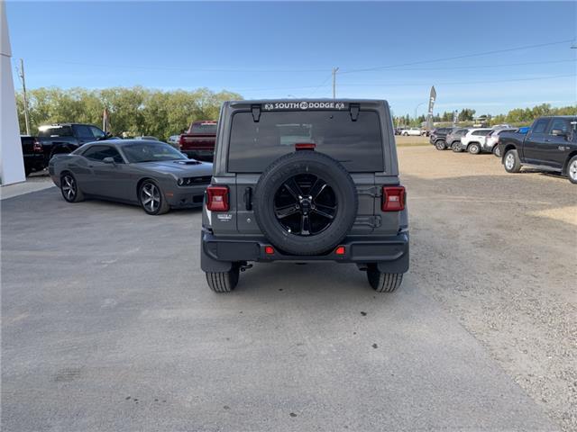 2020 Jeep Wrangler Unlimited Sahara (Stk: 32586) in Humboldt - Image 5 of 24