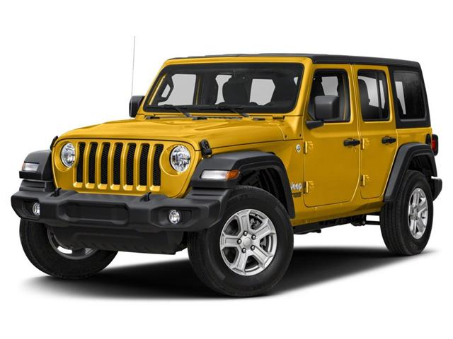 2019 Jeep Wrangler Unlimited Sahara (Stk: 32627) in Humboldt - Image 1 of 9