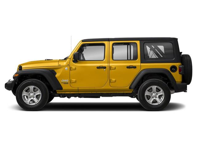 2019 Jeep Wrangler Unlimited Sahara (Stk: 32627) in Humboldt - Image 2 of 9
