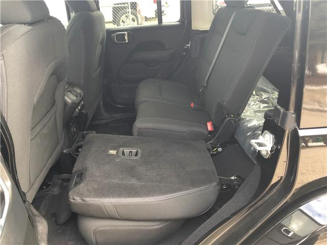 2018 Jeep Wrangler Unlimited Sahara (Stk: T19-68A) in Nipawin - Image 6 of 25