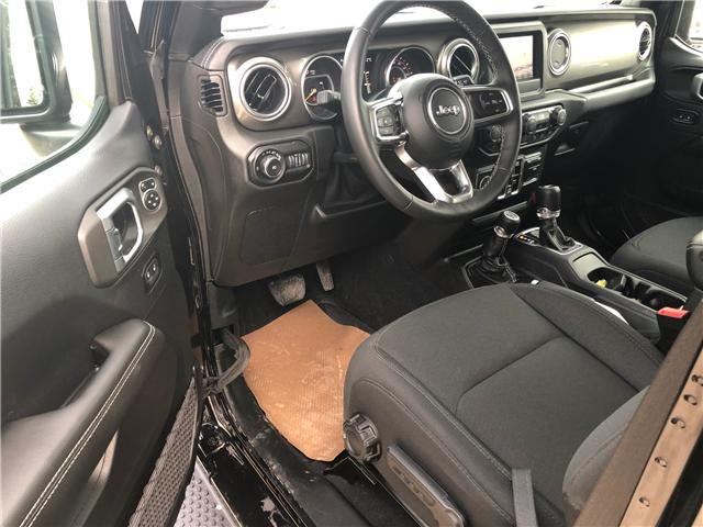 2018 Jeep Wrangler Unlimited Sahara (Stk: T19-68A) in Nipawin - Image 9 of 25