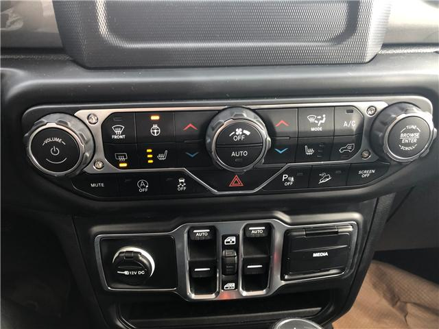 2018 Jeep Wrangler Unlimited Sahara (Stk: T19-68A) in Nipawin - Image 17 of 25