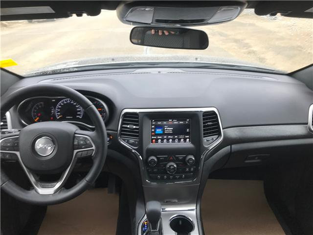 2018 Jeep Grand Cherokee Laredo (Stk: T18-115A) in Nipawin - Image 10 of 23