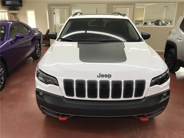 2019 Jeep Cherokee Trailhawk (Stk: N19-17) in Nipawin - Image 2 of 16
